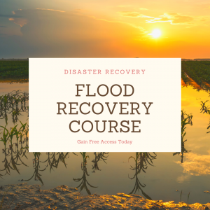 flood recovery course